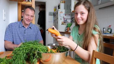 Die Klimaretter - Die Klimaretter: Ernährung