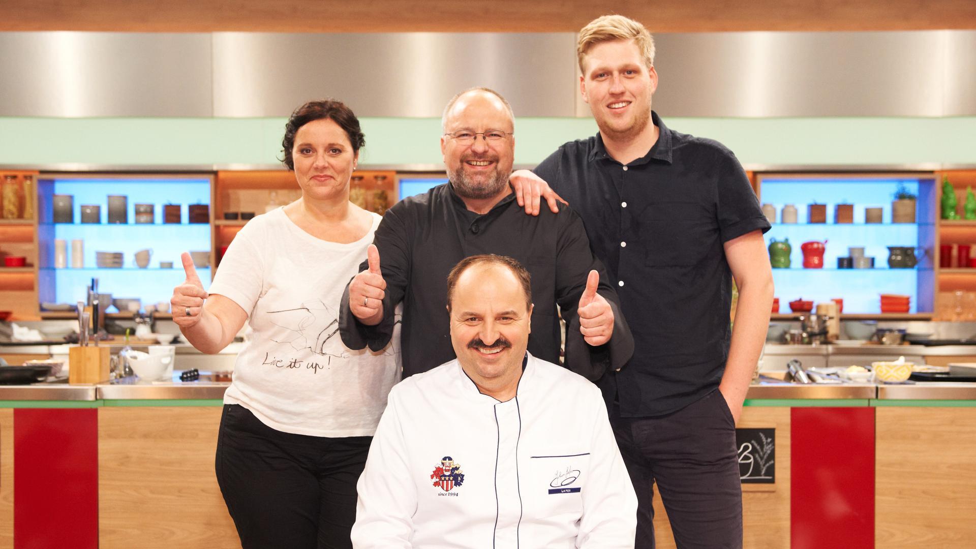 Die Küchenschlacht vom 1. November 2017 - ZDFmediathek