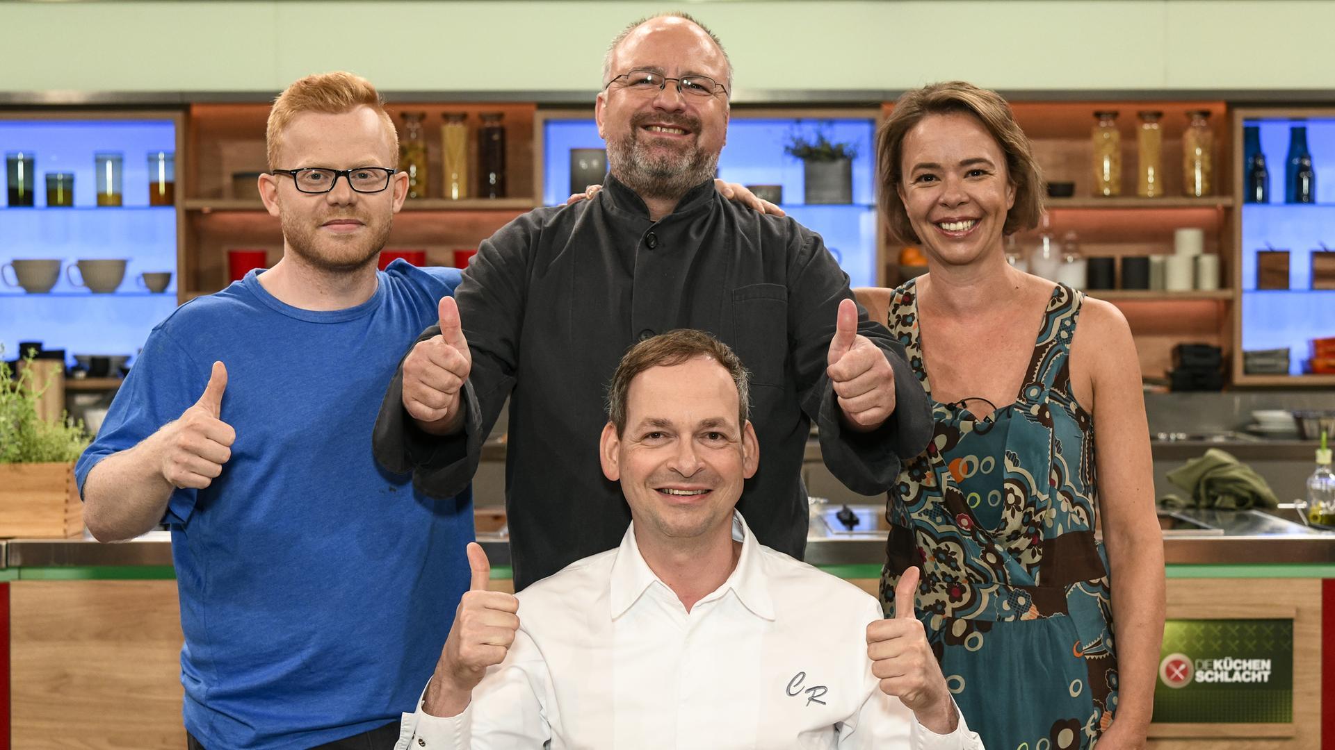 Die Küchenschlacht - ZDFmediathek