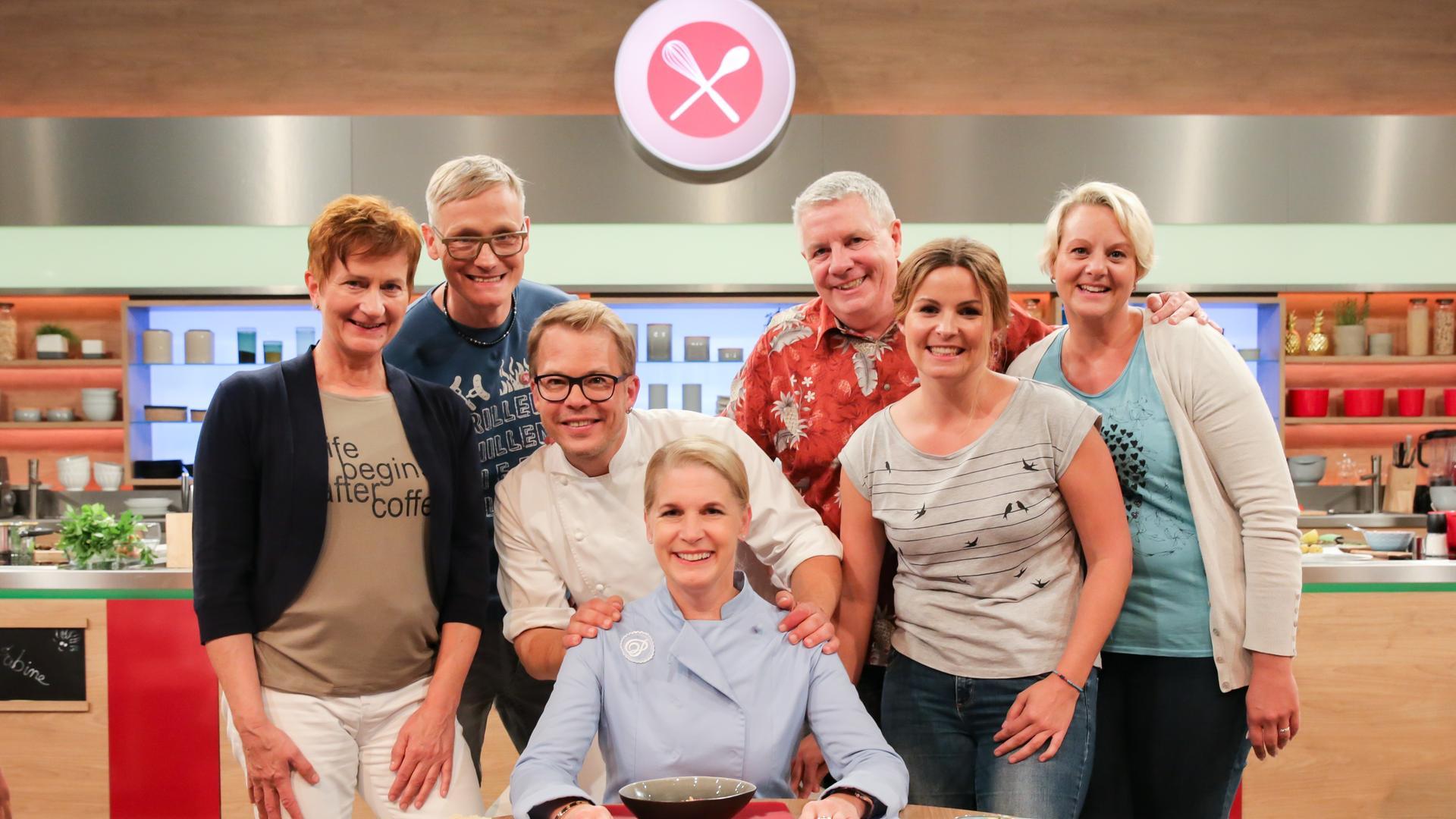 Die Kuchenschlacht Vom 11 September 2018 Zdfmediathek