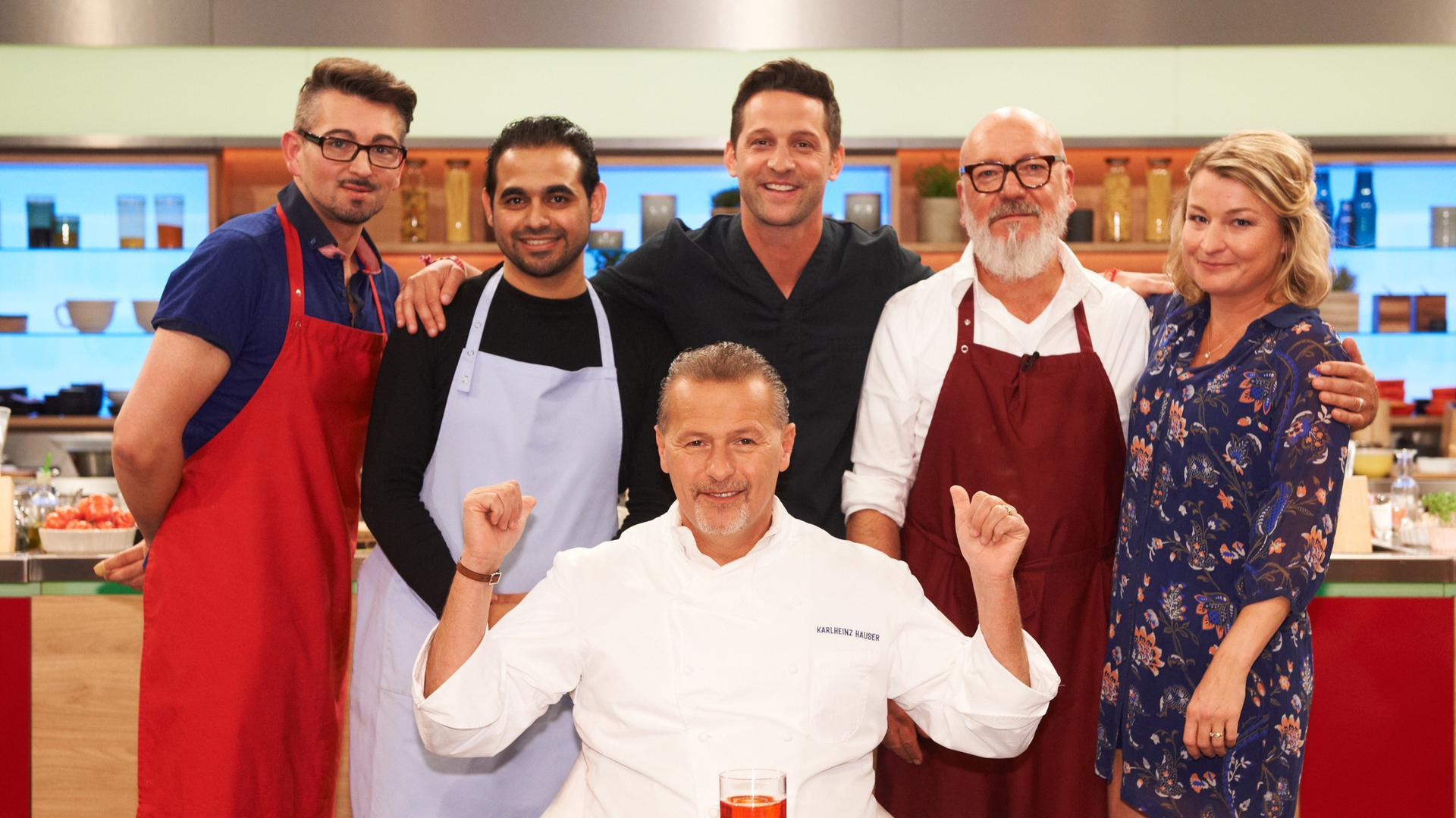 Die Küchenschlacht vom 15. August 2018 - ZDFmediathek
