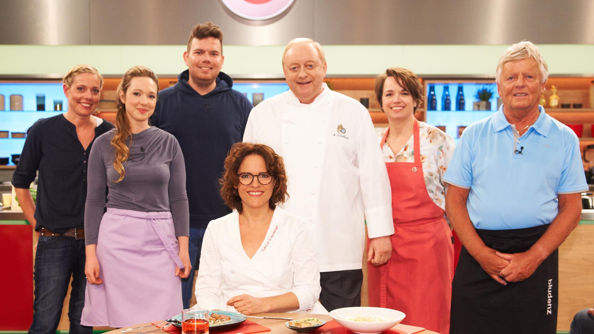 Die Küchenschlacht vom 17. Juli 2018 - ZDFmediathek