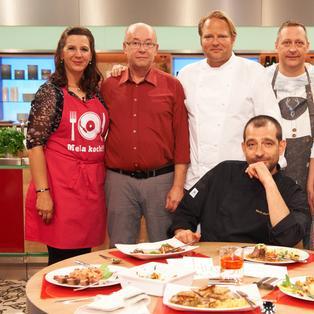 Die Küchenschlacht vom 12. Oktober 2017 - ZDFmediathek