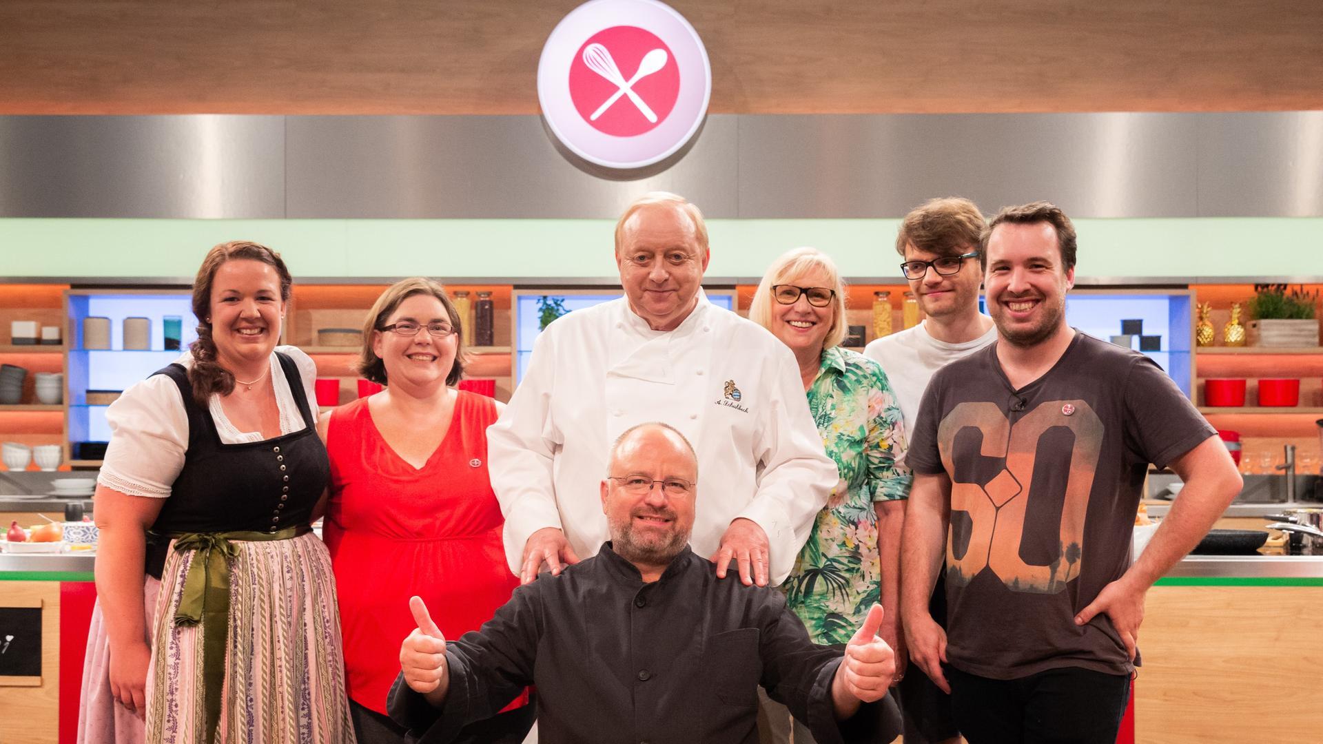 Die Kuchenschlacht Vom 21 August 2018 Zdfmediathek