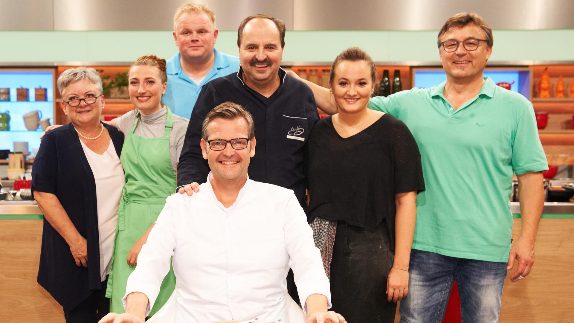 Die Küchenschlacht vom 11. Oktober 2017 - ZDFmediathek