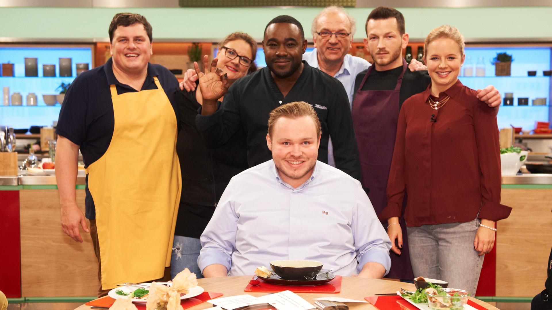 Die Küchenschlacht vom 7. Februar 2018 - ZDFmediathek
