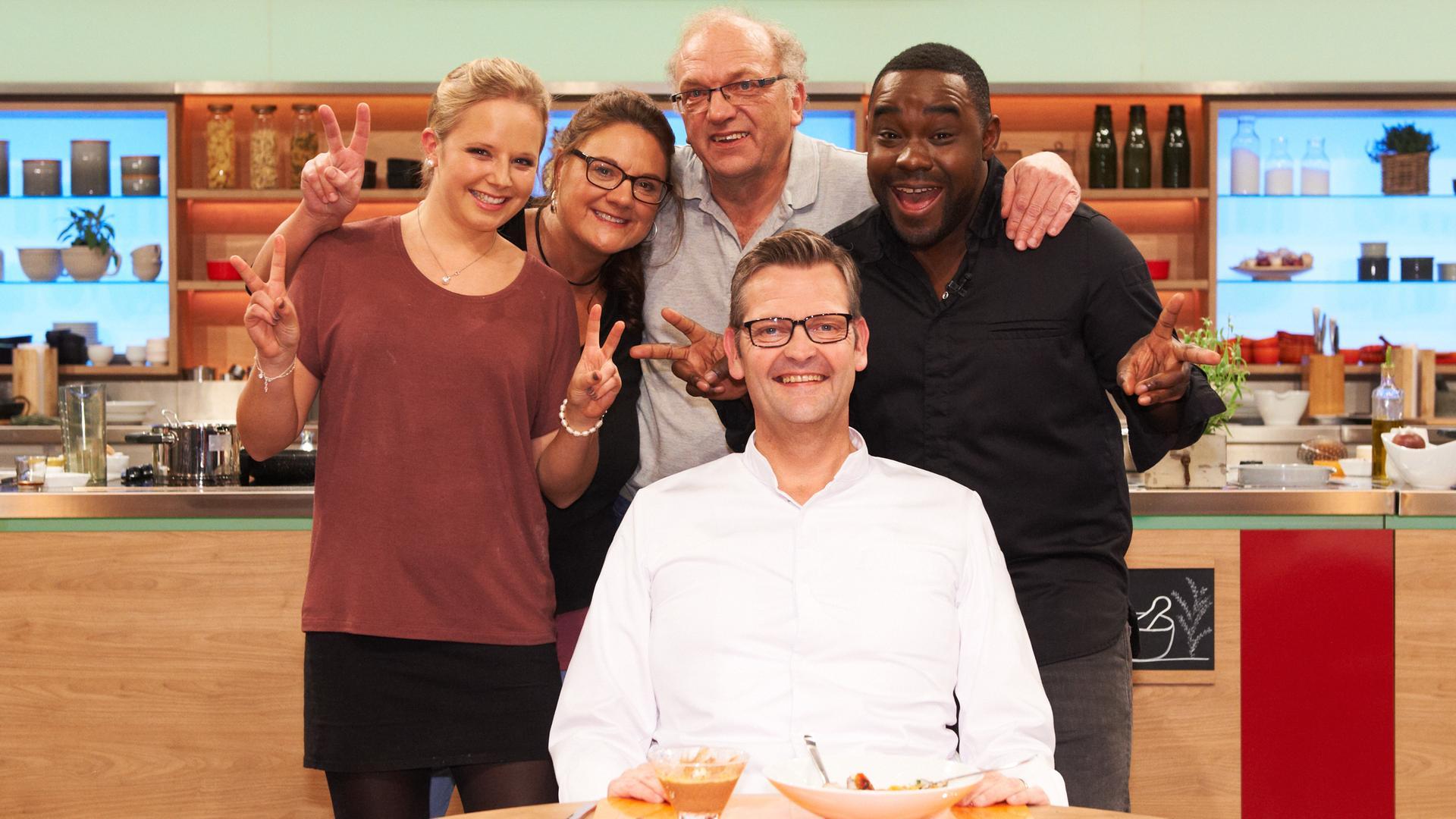 Die Küchenschlacht vom 2. Februar 2018 - ZDFmediathek