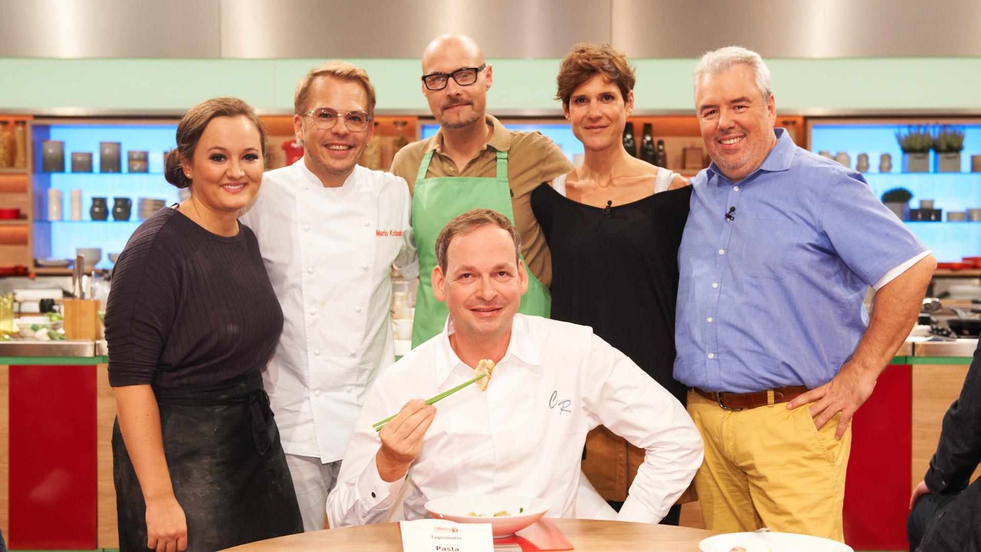 Die Küchenschlacht vom 25. Oktober 2017 - ZDFmediathek