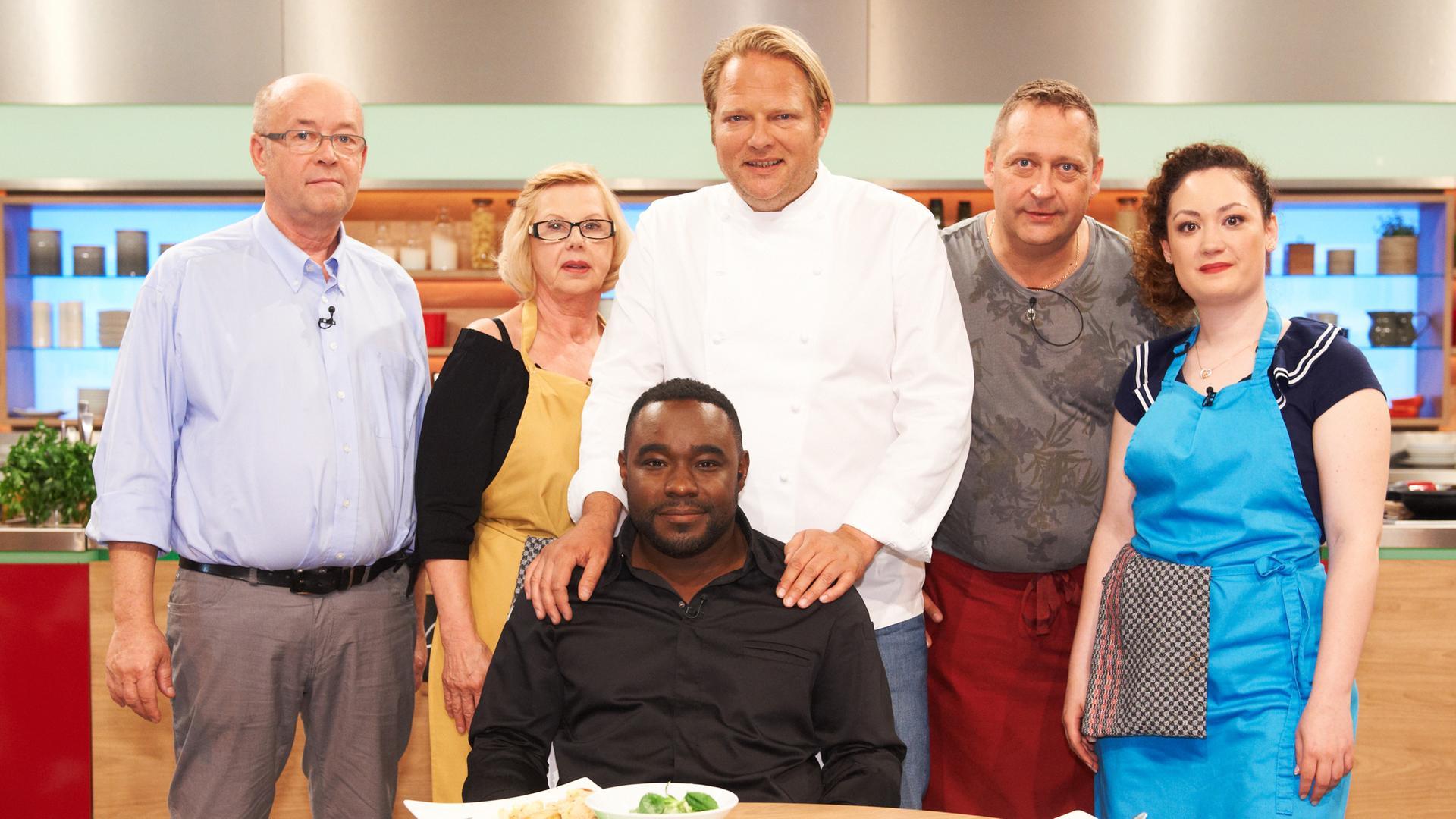 Die Küchenschlacht vom 20. Oktober 2017 - ZDFmediathek