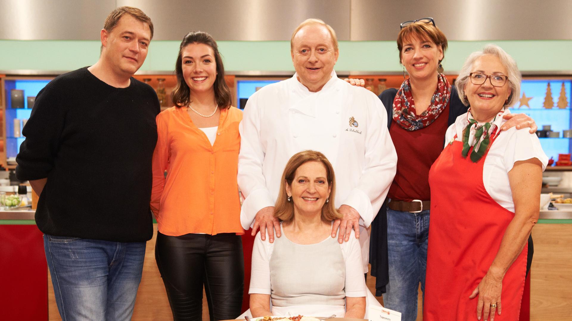 Die Küchenschlacht vom 2. Oktober 2017 - ZDFmediathek