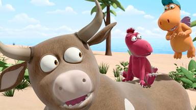 Der Kleine Drache Kokosnuss: Abenteuer Mit Oskar Und Matilda - Der Kleine Drache Kokosnuss: Die Kühe Sind Los