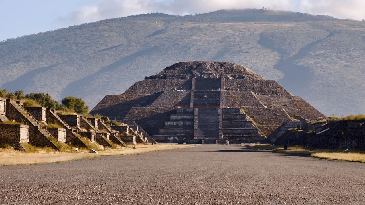 Die Machtzentren der Maya: Teotihuacán
