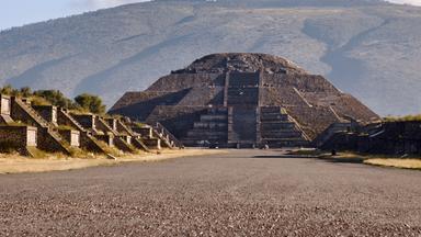 Zdfinfo - Die Machtzentren Der Maya: Teotihuacán