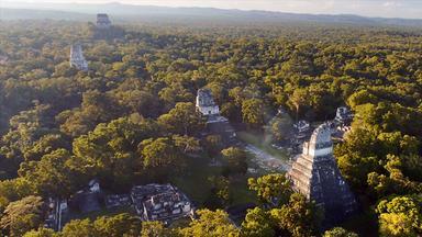 Zdfinfo - Die Machtzentren Der Maya: Tikal