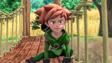 Robin Hood - Schlitzohr Von Sherwood - Robin Hood: Die Mautbrücke