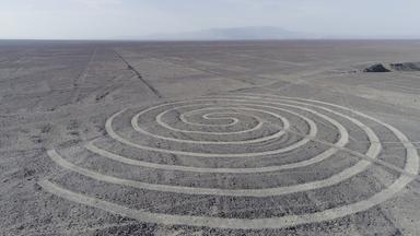 Zdfinfo - Die Nazca-linien - Rätselhafte Botschaften In Der Wüste