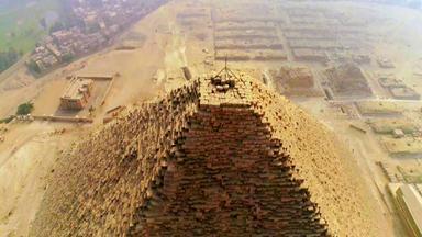 Zdfinfo - Die Pyramiden: Abu Rawash - Verloren In Der Zeit