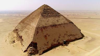 Zdfinfo - Die Pyramiden: Dahschur - Fantastische Entdeckungen