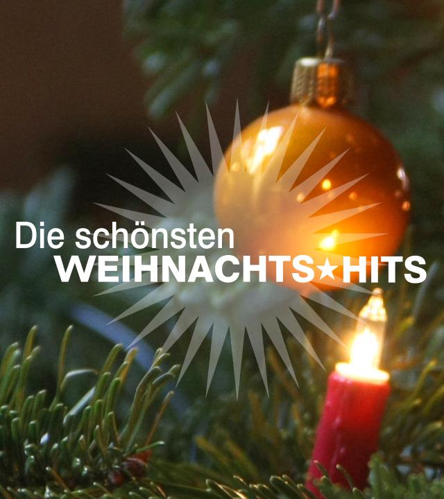 Die schönsten Weihnachts-Hits