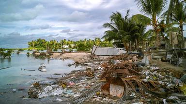 Zdfinfo - Die Sterbenden Inseln - Kiribati Und Der Klimawandel