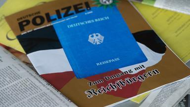 Zdfinfo - Die Welt Der Reichsbürger: Träumer, Aussteiger, Extremisten