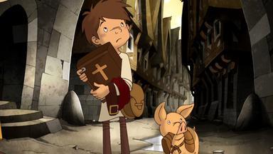 Der Kleine Ritter Trenk - Diebesjagd