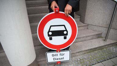 Fahrverbote für Diesel-Fahrzeuge