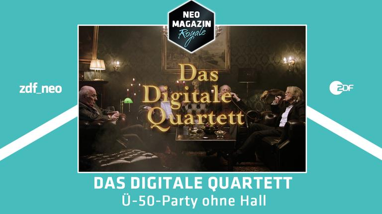 Das Digitale Quartett - Echo
