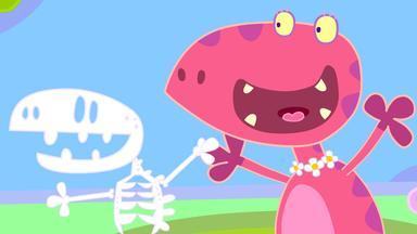 Gut Gebrüllt, Liebe Monster! - Gut Gebrüllt, Liebe Monster: Das Dinosaurierskelett