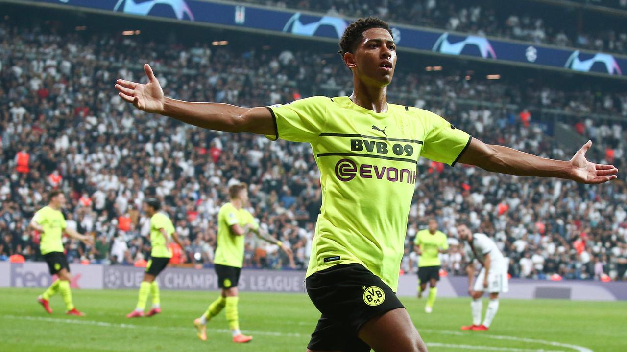 Besiktas - Borussia Dortmund 1:2 | Highlights - sportstudio