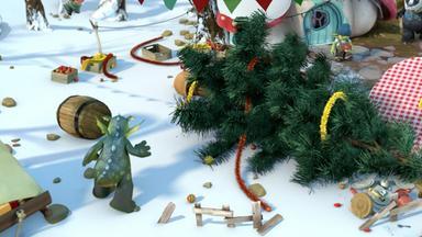 Drache Digby - Drache Digby: Weihnachten In Gefahr