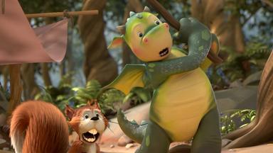 Drache Digby - Drache Digby: Zapfenalarm!