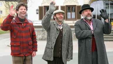 Mofy - Weißblaue Wintergeschichten: Drei Engel Auf Abwegen