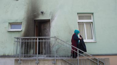 anschlag auf dresdner moschee: verdaechtiger festgenommen