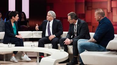 Dunja Hayali - Rechtsextremismus Und Zivilcourage