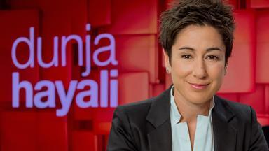 Dunja Hayali - Dunja Hayali Am 1. Mai 2019