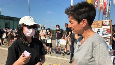 Dunja Hayali - Die Afd Nach Den Wahlerfolgen Und Proteste In Hongkong