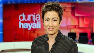 Dunja Hayali - Dunja Hayali Am 10. April 2019
