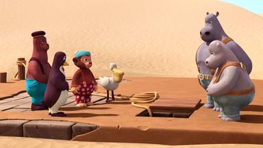 Petzi: Abenteuer Mit Petzi, Pelle Und Pingo - Petzi: Die Durstige Mumie