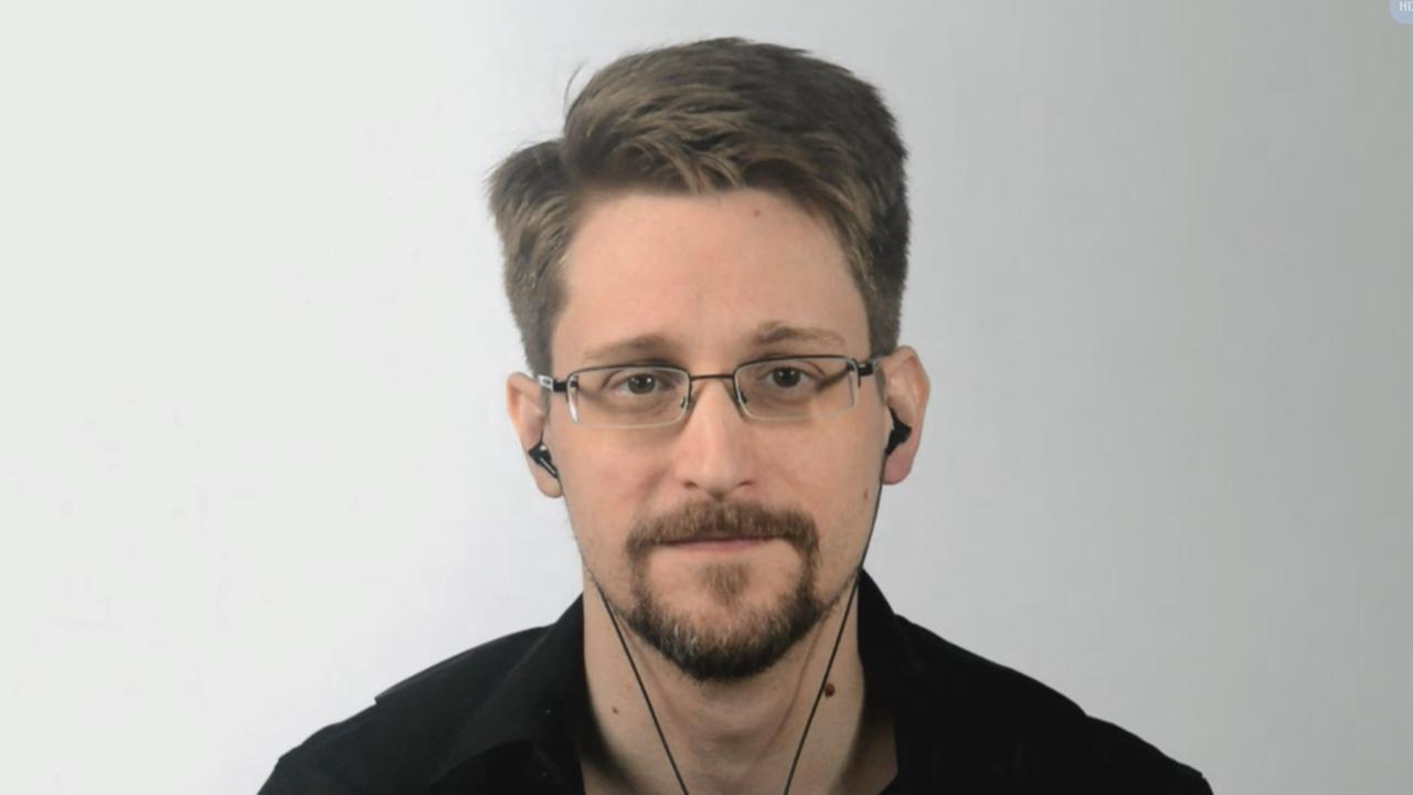 Edward Snowden Heute