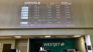 Zdfinfo - Ein Flughafen Am Ende Der Welt - Die Geschichte Des Gander International Airport