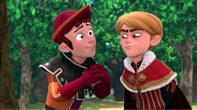 Robin Hood - Schlitzohr Von Sherwood - Robin Hood: Ein König Zu Viel