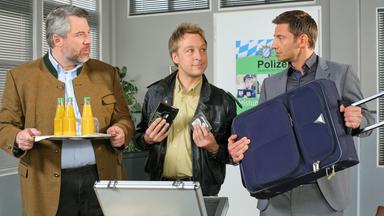 Die Rosenheim-cops - Die Rosenheim-cops: Ein Koffer Kommt Selten Allein
