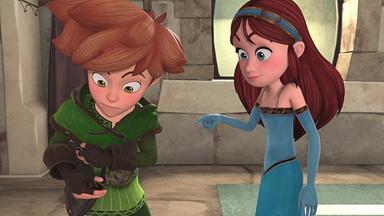 Robin Hood - Schlitzohr Von Sherwood - Robin Hood: Ein Verflixt Langer Tag