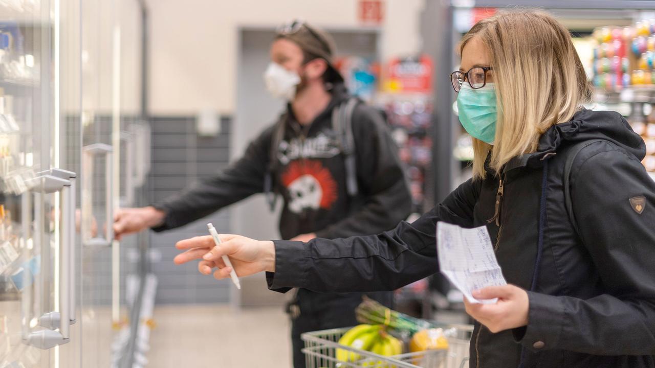 Fällt die Maskenpflicht im Einzelhandel?