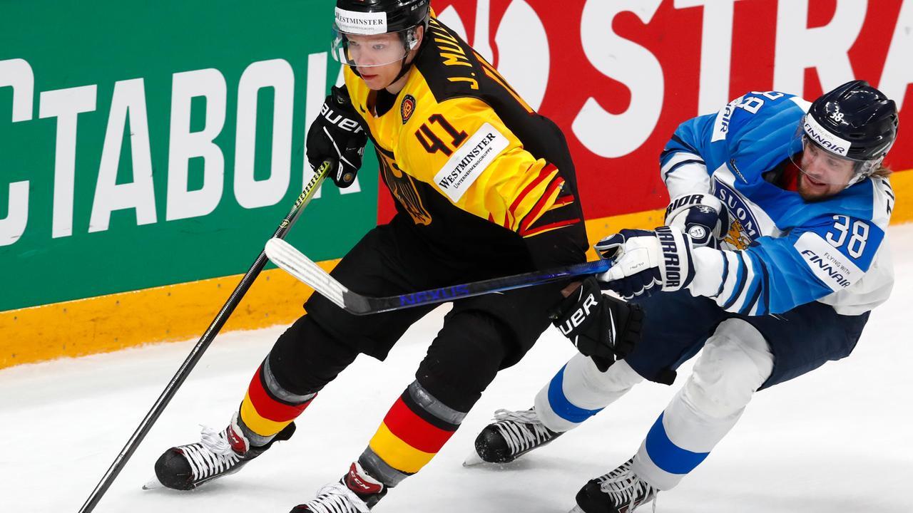 Eishockey Deutschland Finnland