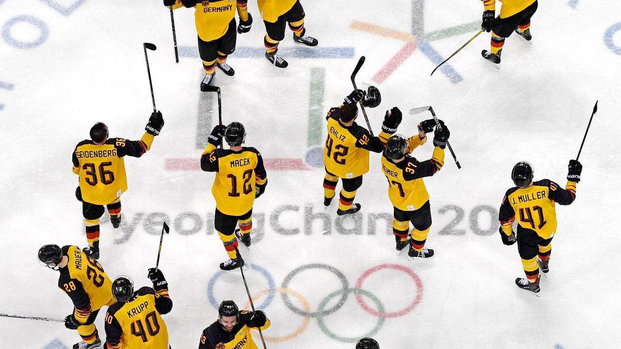 eishockey finale live