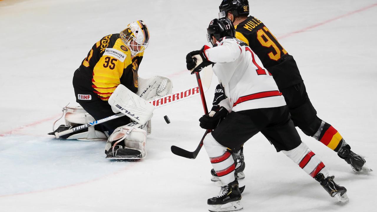 Kanada Deutschland Eishockey