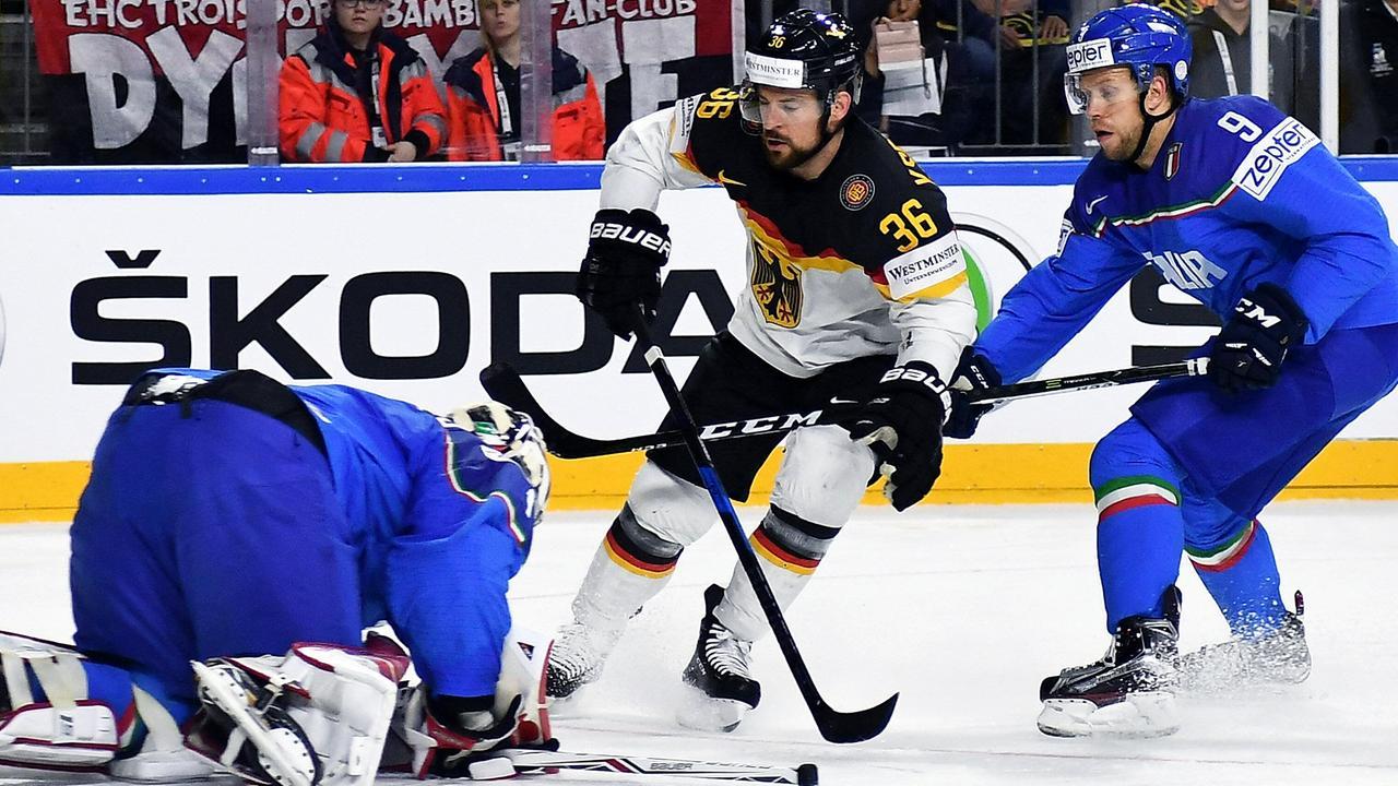 eishockey italien