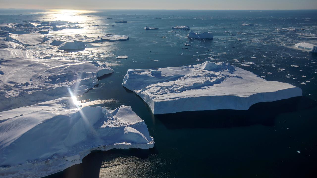 Report zu Weltmeeren: Arktis schmilzt, Meeresspiegel steigt